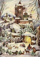 Crafty: Advent calendar starts tomorrow!