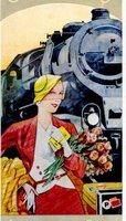 Urban Girl Tip: Riding the rails