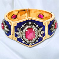 Research project: Victorian jewelry