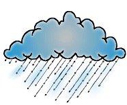 Shopping challenge: Surviving the rain