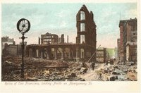 Earthquake centennial events