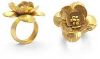 Coveted: Heart of Lotus ring