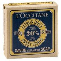 Things I love today: Sweet lemon soap