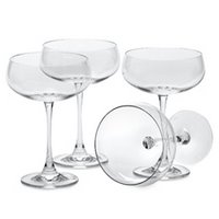 Things I love today: Champagne saucers