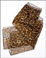 Bargain finder: Leopard print scarf