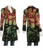 Coveted: Tapestry tweed coat