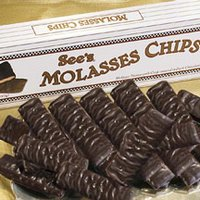 Birthday Wish List: Molasses Chips