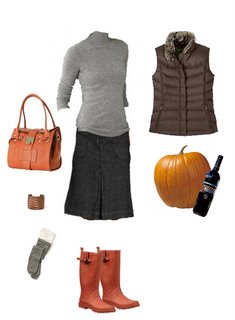 What to Wear: Wine and Pumpkins