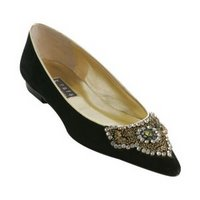 Shopping Challenge: Flat Party Shoes