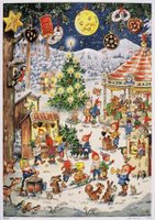 Things I Love Today: Advent Calendars