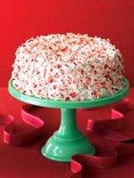Recipe: Peppermint Cake