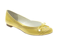 Must Have: Yellow Shoe