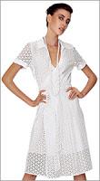 Bargain Finder: $50 eyelet dress