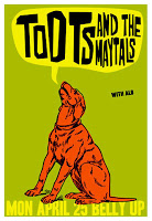 To Do: Toots and the Maytals