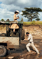 Inspired: Keira in Africa