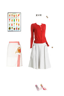 What to Wear: 1950's Cocktail Party
