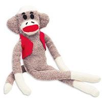 To Do: Make a Sock Monkey