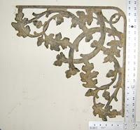 Inspired: Oak Leaf Brackets