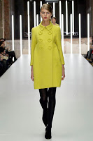 Coveted: Yellow Coat