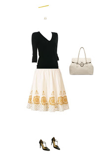 What to Wear: New Skirt