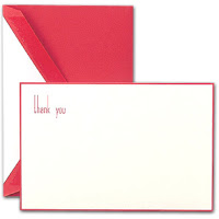 Back to School: Correspondence Cards