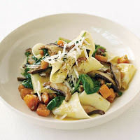 Things I Love Today: Squash Pasta
