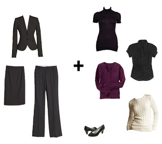 What to Wear: Conservative Job