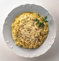 Recipe: Saffron Risotto