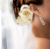 Wedding Wednesday: Flowers in Your Hair