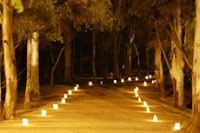 Things I Love Today: Candlelit Ceremonies