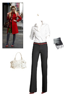 What to Wear: Red Coat