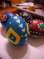 Party Recipe: Sorbian Easter Eggs