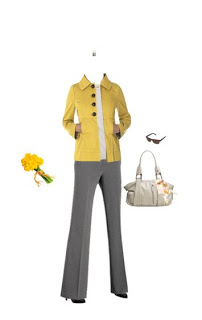 What to Wear: Cold Spring Day