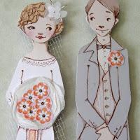 Wedding Wednesday: Cake Topper