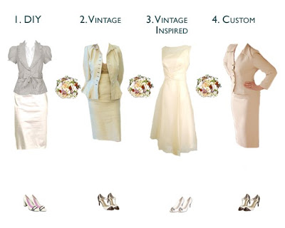 What to Wear: 1940's Inspired Wedding