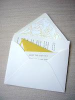 Wedding Wednesday: The Invitations