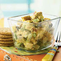 Recipe: Swan House Curry Chicken Salad