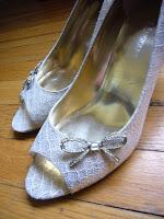 Wedding Wednesday: Shoe Clips