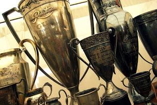 Bargain: Vintage Loving Cups