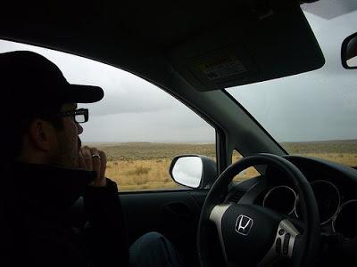 Honeymoon: Immense Wyoming