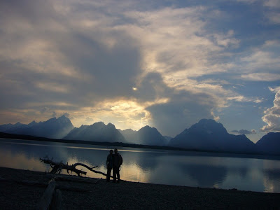 Honeymoon: Grand Teton National Park