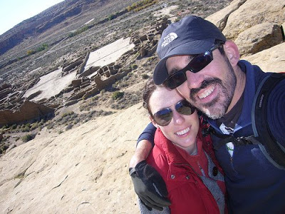 Honeymoon: Chaco Canyon