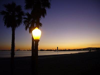 Honeymoon: California