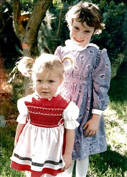 Happy Birthday Sisters!