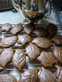 Recipe: Glazed Gingerbread