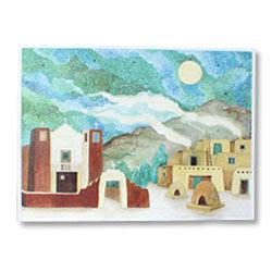 Pueblo Advent Calendar