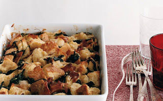 Recipe: Savory Brunch Bread Pudding