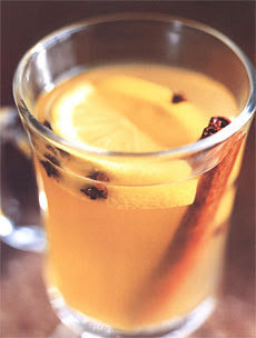 Recipe: Jean's Hot Toddy