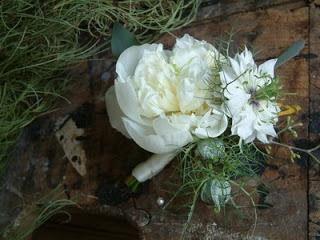 Wedding Wednesday: Love in the Mist