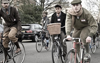 To Do: Tweed Ride